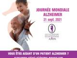 Journée Mondiale Alzheimer le 21 septembre 2021