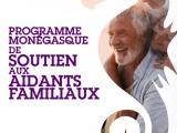 Brochure Alzheimer : programme monégasque de soutien aux aidants familiaux